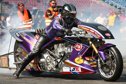 King Racing Top Fuel B...